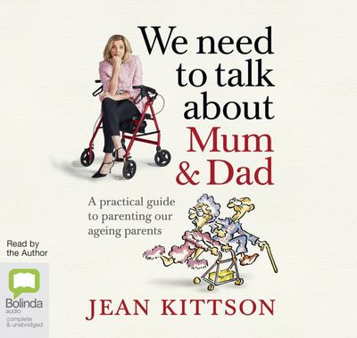 We need to talk about mum and dad  audio cd