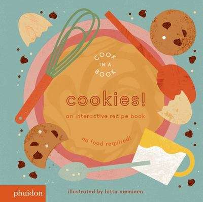 Cookies! - An Interactive Recipe Book