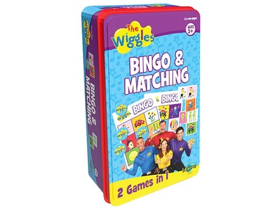 The Wiggles - Bingo and Matching