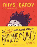The Top Secret Undercover Notes of Buttons McGinty (#1)