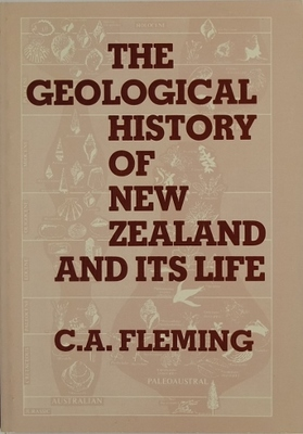 The Geological History of New Zealand and its Life