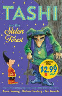Tashi and the Stolen Forest - Australia Reads