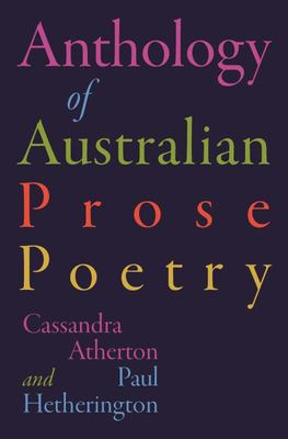 Anthology of Australian Prose Poetry