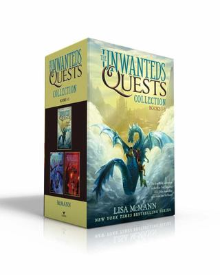 Unwanteds Quests Collection Books 1-3: Dragon Captives; Dragon Bones; Dragon Ghosts