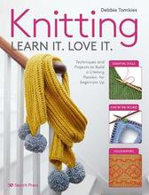 Homepage knitting learn to love it