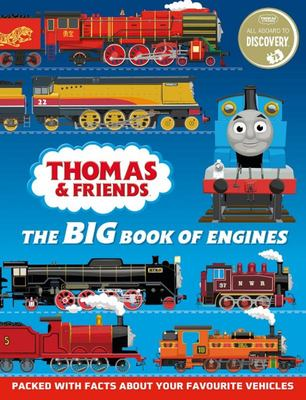Thomas and Friends: The Big Book of Engines - 75th Anniversary Edition (HB)