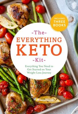 The Everything Keto Kit - Everything You Need to Get Started on Your Weight Loss Journey