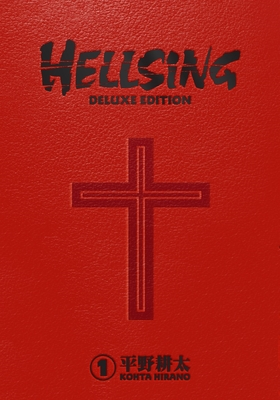 Hellsing Deluxe Volume 1 (Vol.1,2,3 & 4)