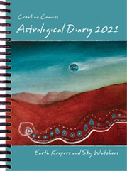 Astrological Diary 2021 - Earth Keepers and Sky Watchers (Moon Diary)