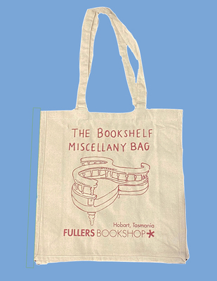 Fullers Centenary Bookshelf Miscellany Tote Bag