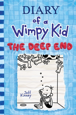 The Deep End HC (#15 Diary of a Wimpy Kid)
