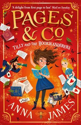 Tilly and the Bookwanderers (#1 Pages & Co)