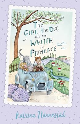 The Girl, the Dog and the Writer in Provence (#2)