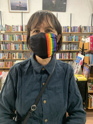 Mask – Rainbow (for Covid 19)