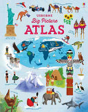 Big Picture Atlas (HB Usborne Big Picture Book)