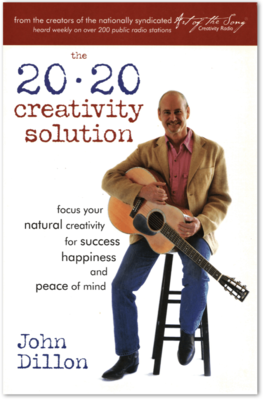 The 20-20 Creative Solution: Focus your Natural Creativity For Success, Happiness, and Peace of Mind.