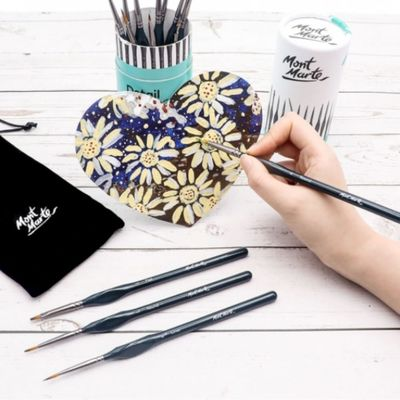 Signature Detail Brush Collection 15pc BMHS0046