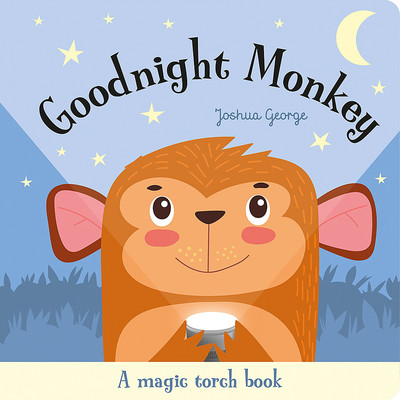 Goodnight Monkey Magic Torch Book