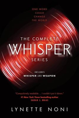 The Complete Whisper Series (Whisper and Weapon Bindup)