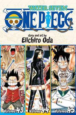 One Piece (3-in-1) Vol. 15 (43, 44, 45)