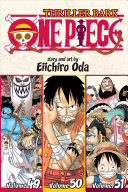 One Piece (3-in-1) Vol. 17 (49, 50, 51)
