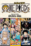One Piece (3-in-1) Vol. 18 (52, 53, 54)