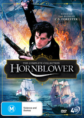 Hornblower the Complete Collection