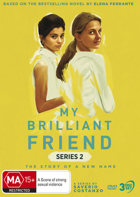 My Brilliant Friend : Series 2 Story of a New Name