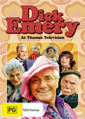 Dick Emery At Thames Television