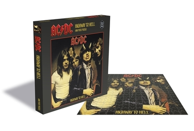 AC/DC - Highway To Hell 1,000 piece jigsaw