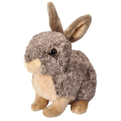 Rabbit 12 Plush Toy Wild Republic