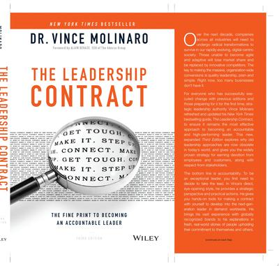 The Leadership Contract - The Fine Print to Becoming a Great Leader, 3rd Edition