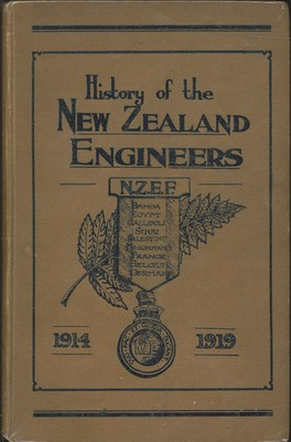 History of the New Zealand Engineers