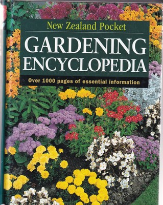 NZ Pocket Gardening Encyclopedia