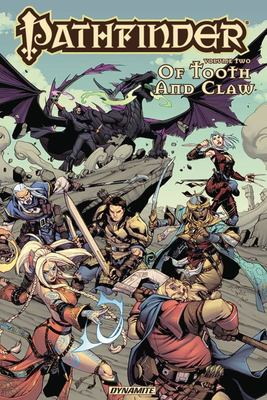 Pathfinder Vol. 2: of Tooth and Claw TPB