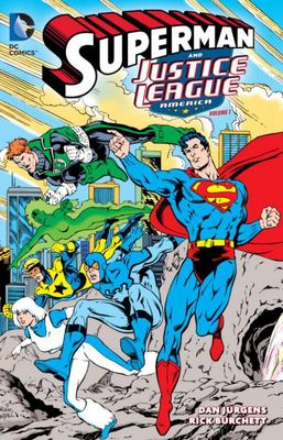 Superman and the Justice League America