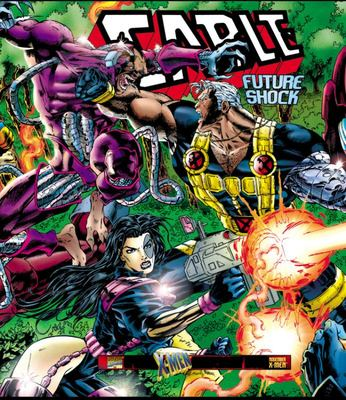 Cable and X-Force Classic - Volume 1