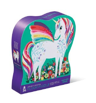 Unicorn Dreams 36pc Floor Puzzle