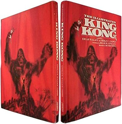 King Kong (Illustrated)