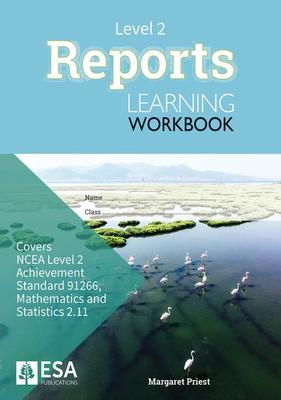 Level 2 Reports 2.11 Learning Workbook