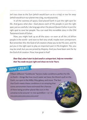 How Great Is Our God - 100 Indescribable Devotions about God and Science