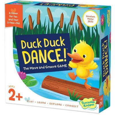 Duck Duck Dance! The Move & Groove Game