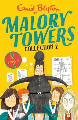 Malory Towers Collection #2 (Books 4-6)