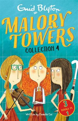 Malory Towers Collection #4 (Books 10-12)