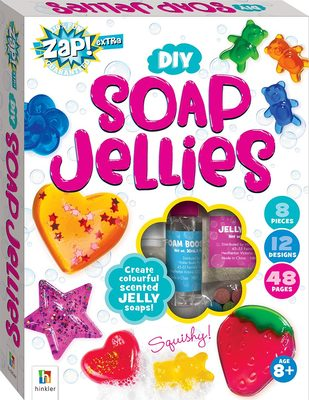 DIY Soap Jellies (Zap Extra)