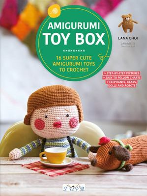 Cutest Crochet Toys - 16 Super Cuite Amigurumi Toys to Crochet