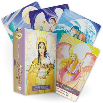 Archangel Oracle Cards - A 44-Card Deck and Guidebook