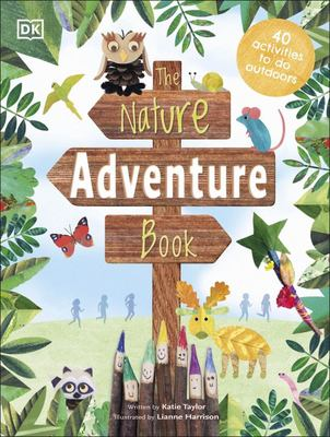 The Nature Adventure Book
