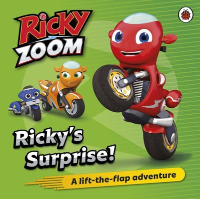 Ricky Zoom: Ricky's Surprise - A Lift the Flap Adventure