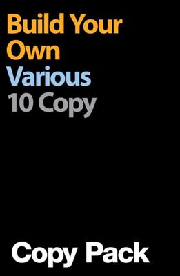 BUILD YOUR OWN 10 COPY MIXED PACK